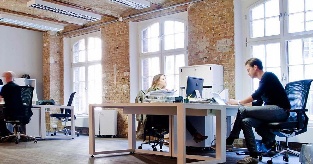 I colori del tuo ufficio influenzano la tua produttività al lavoro