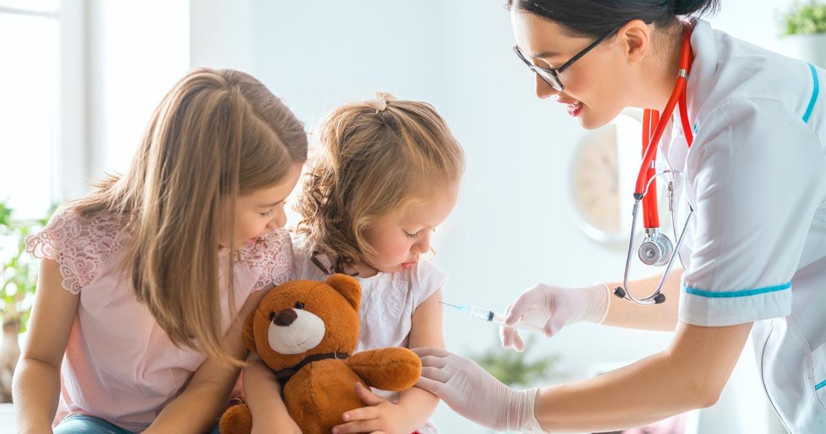 Vaccinazioni pediatriche e dell'adolescente, le coperture vaccinali nel 2018