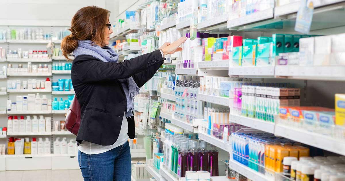 Dove compriamo i farmaci da banco? La statistica relativa all'Italia