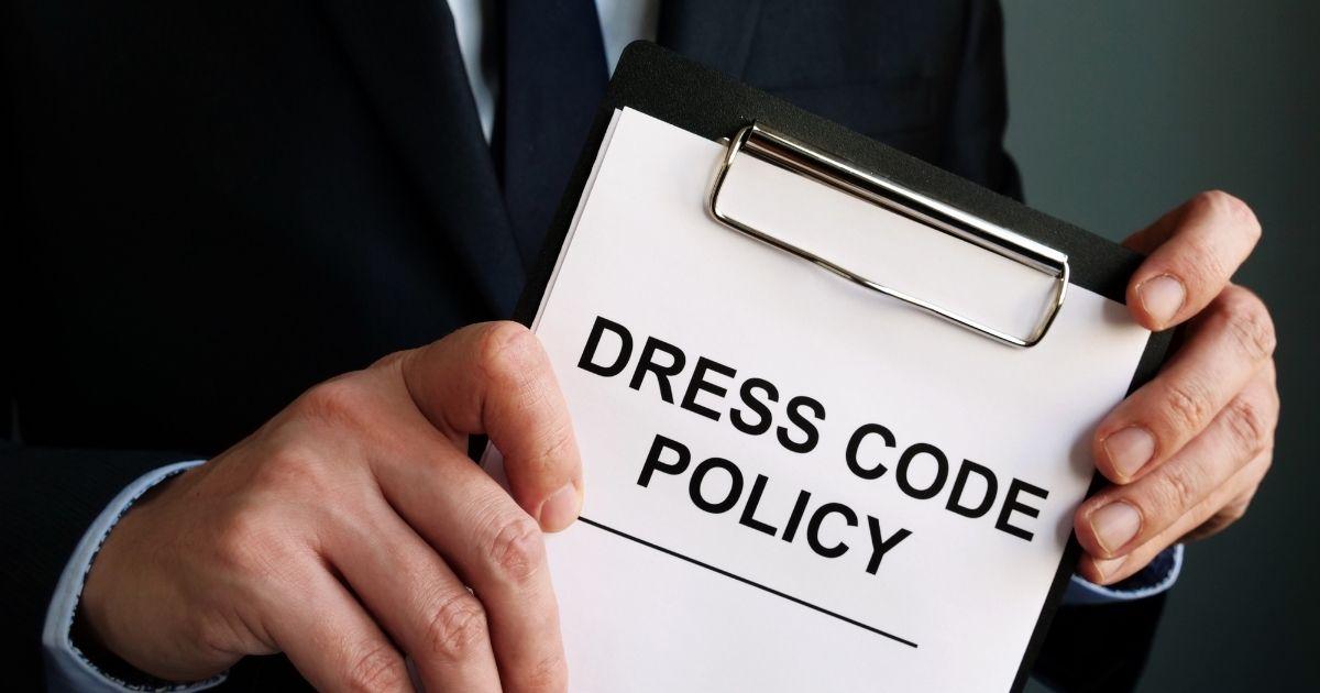 dress code al lavoro