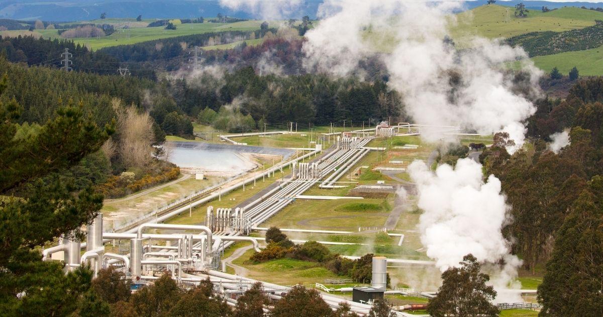 Energia geotermica in Italia