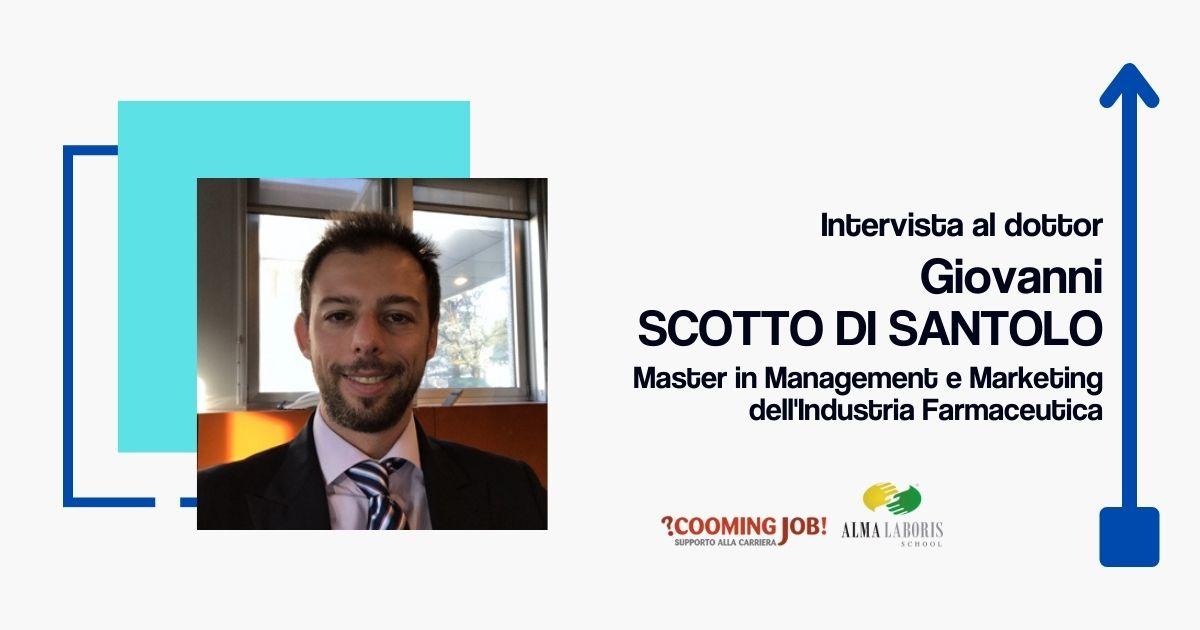 """Opinioni Master Marketing Farmaceutico, il dottor Scotto di Santolo: """"Ora ho tutto"""""""