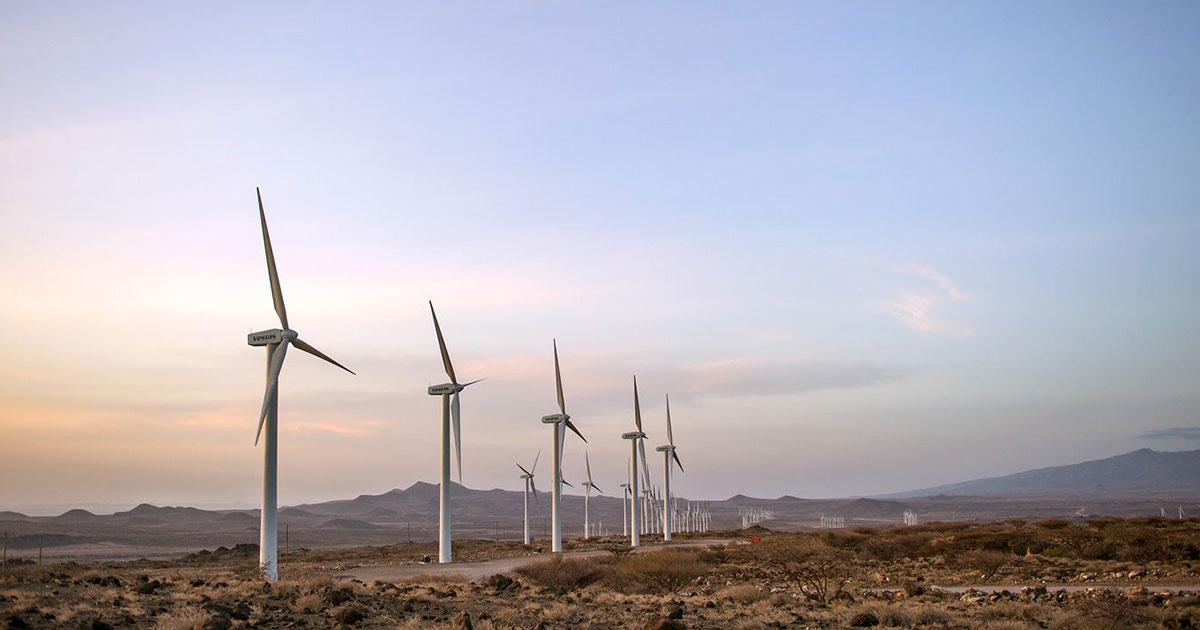 Kenya meraviglia della green energy africana: mega parco eolico con l'obiettivo 2020