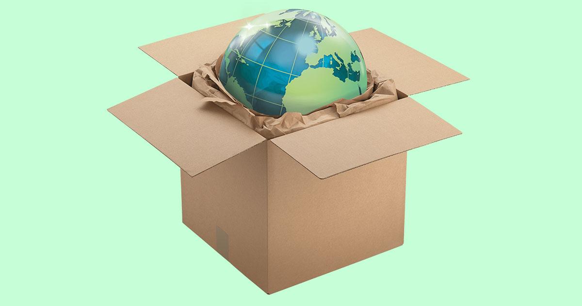 Amazon e Zalando, quando il packaging dell'ecommerce è sostenibile