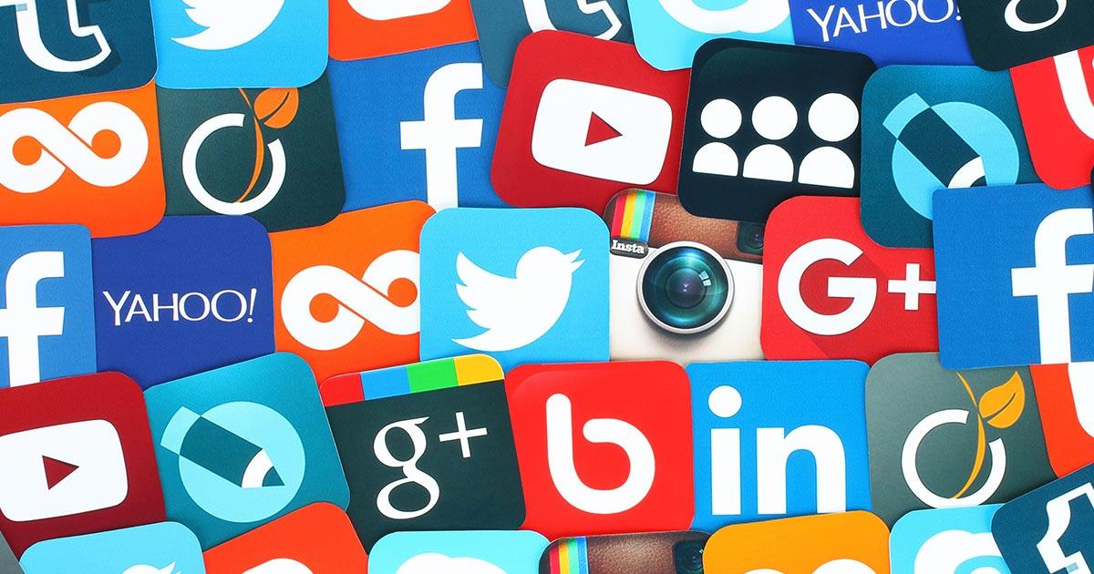 Quanto tempo passiamo sui social network? I numeri parlano da soli