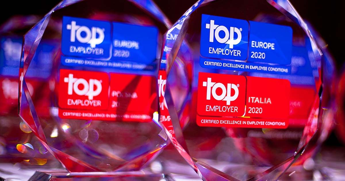 Top Employers Italia 2020