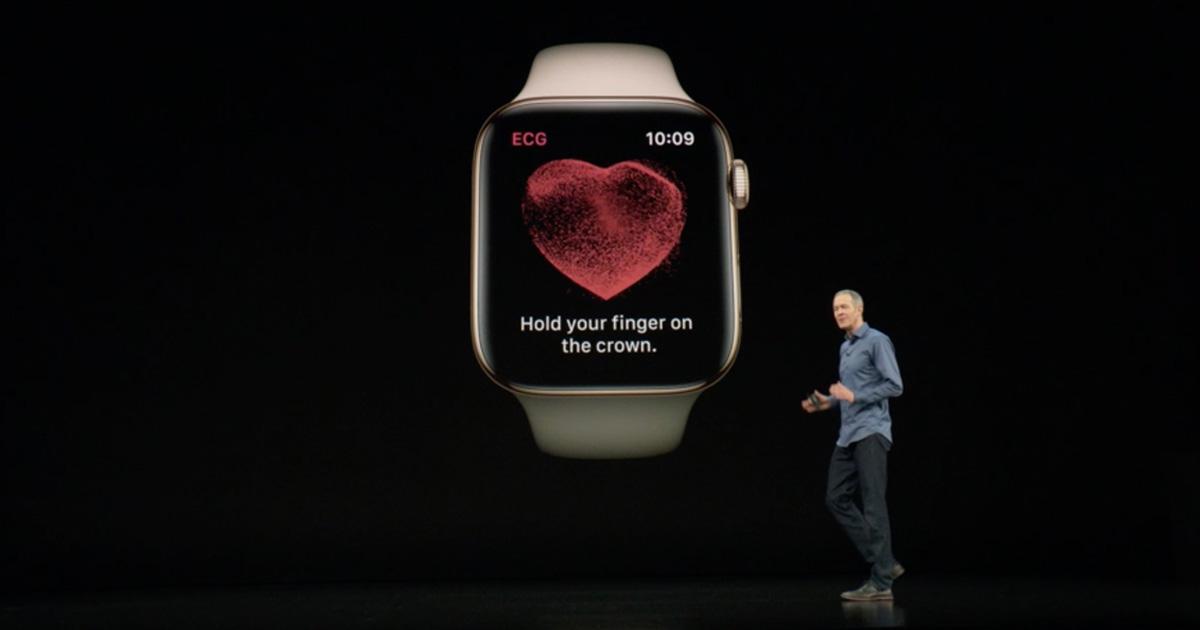 Apple lancia lo smartwatch con l'ECG. Via libera da FDA