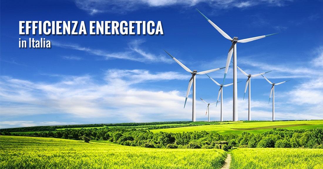 L'Italia investe in Efficienza Energetica