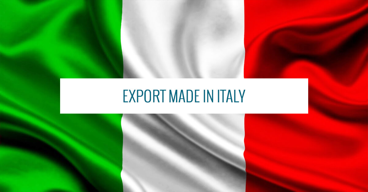 Export Made in Italy