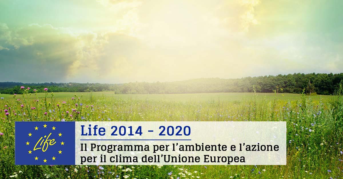 Fondi europei per l'ambiente