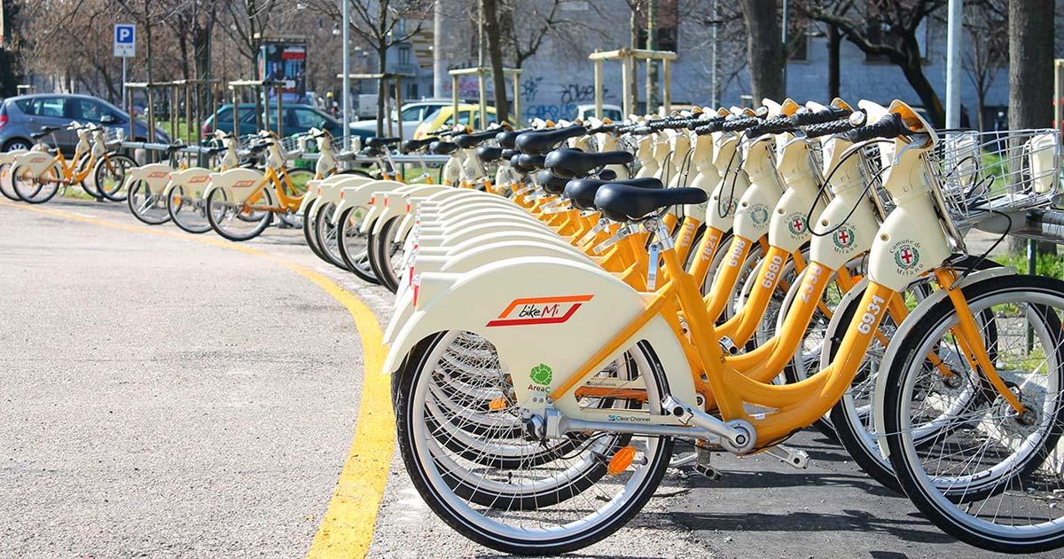 Mobilità sostenibile, Milano in vetta: seguono Torino, Roma e Palermo