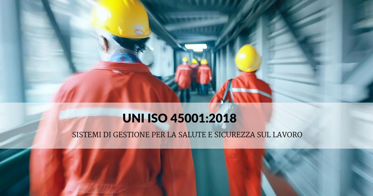 muovere i primi passi nella nuova norma ISO 45001