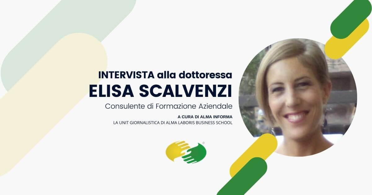 """La dottoressa Elisa Scalvenzi: """"In questo periodo ho capito l'importanza del Master"""""""