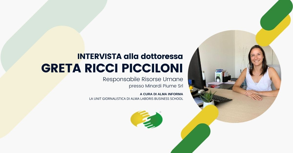 """La dottoressa Ricci Picciloni: """"Il Master utile per capire quali passi compiere"""""""