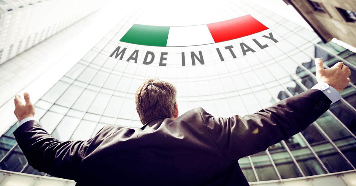 Made in Italy, ripresa 'patriottica': l'82% sceglie prodotti agroalimentari tricolore