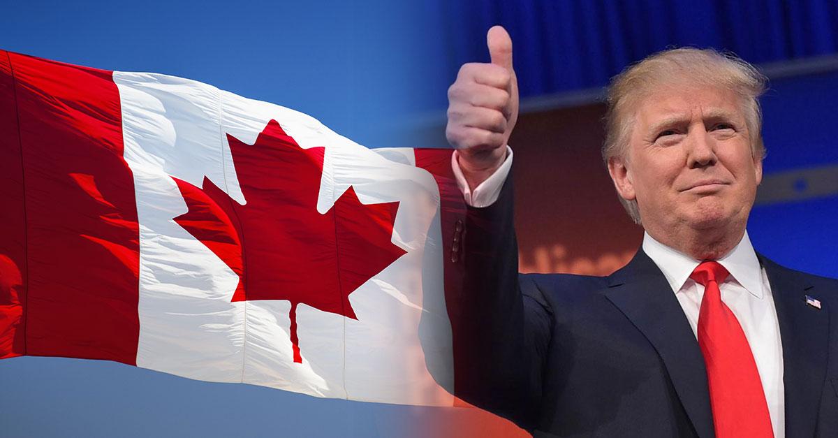 Canada ed effetto Trump
