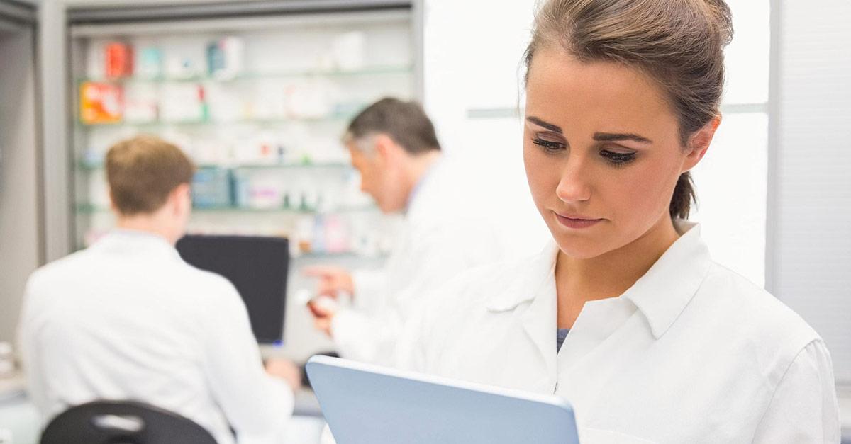 Produzione Industriale Settore Farmaceutico