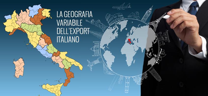 LA GEOGRAFIA DELL'EXPORT ITALIANO CHE HA RETTO ALLA CRISI