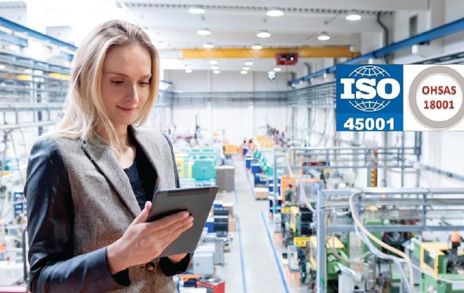 Corso di Aggiornamento Auditor / Lead Auditor Sicurezza ISO 45001:2018