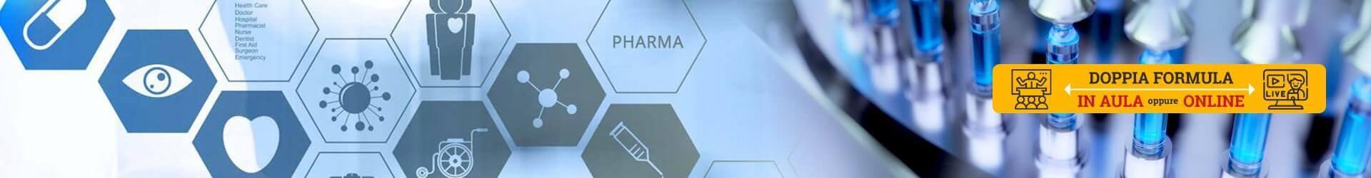 Marketing Farmaceutico, Master e Formazione