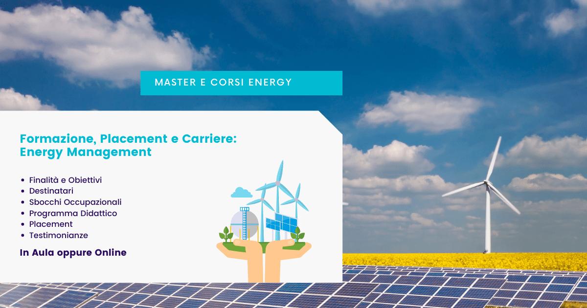 Corso Energy Manager