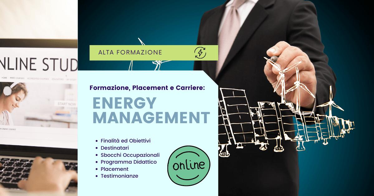 Corso Energy Management Online