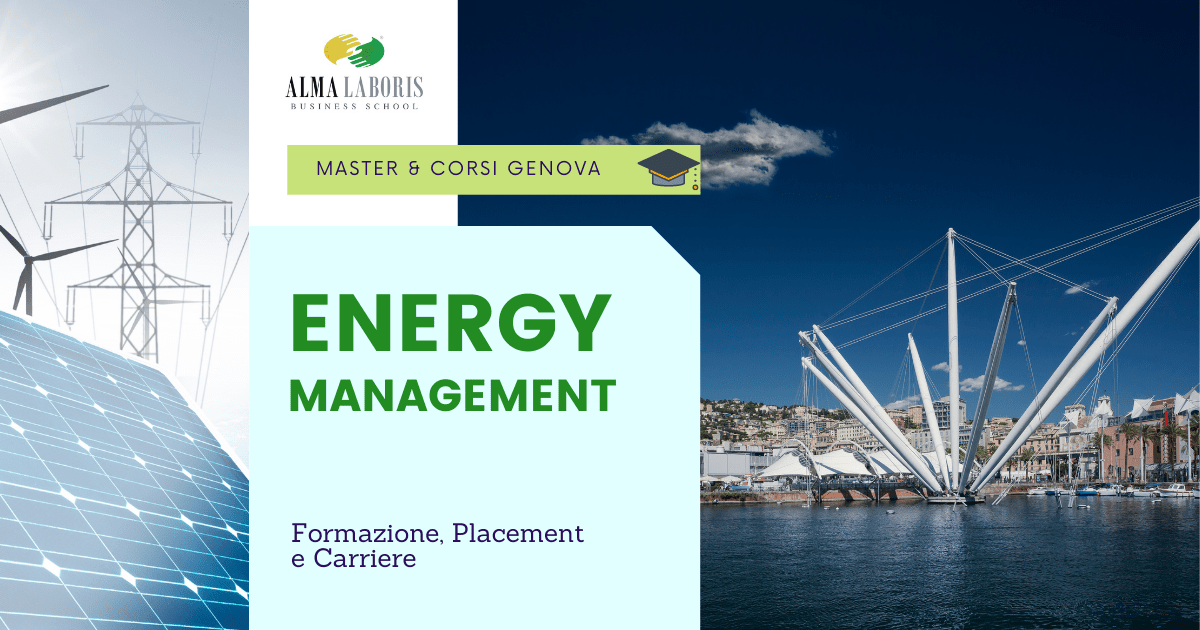 Master Energy Management Genova