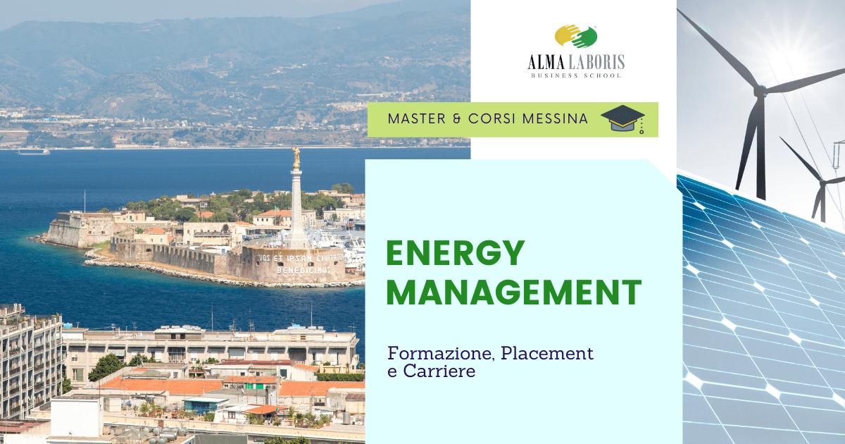 Master Energy Management Messina
