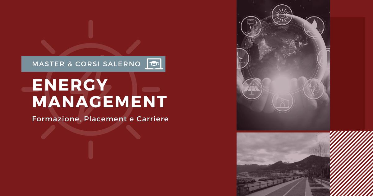 Master Energy Management Salerno