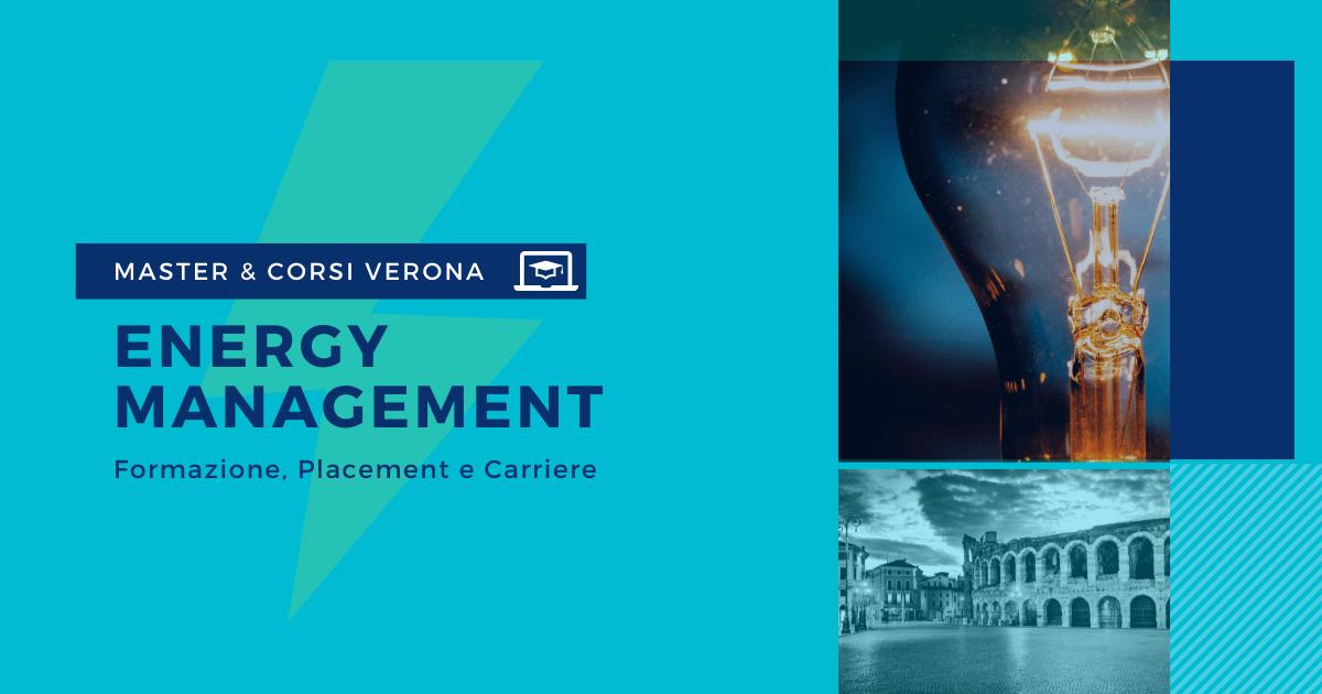 Master Energy Management Verona