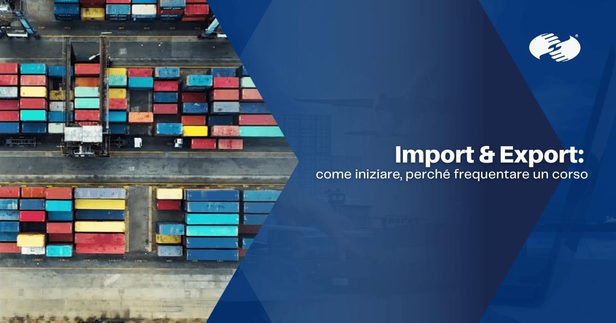 Import & export Corso