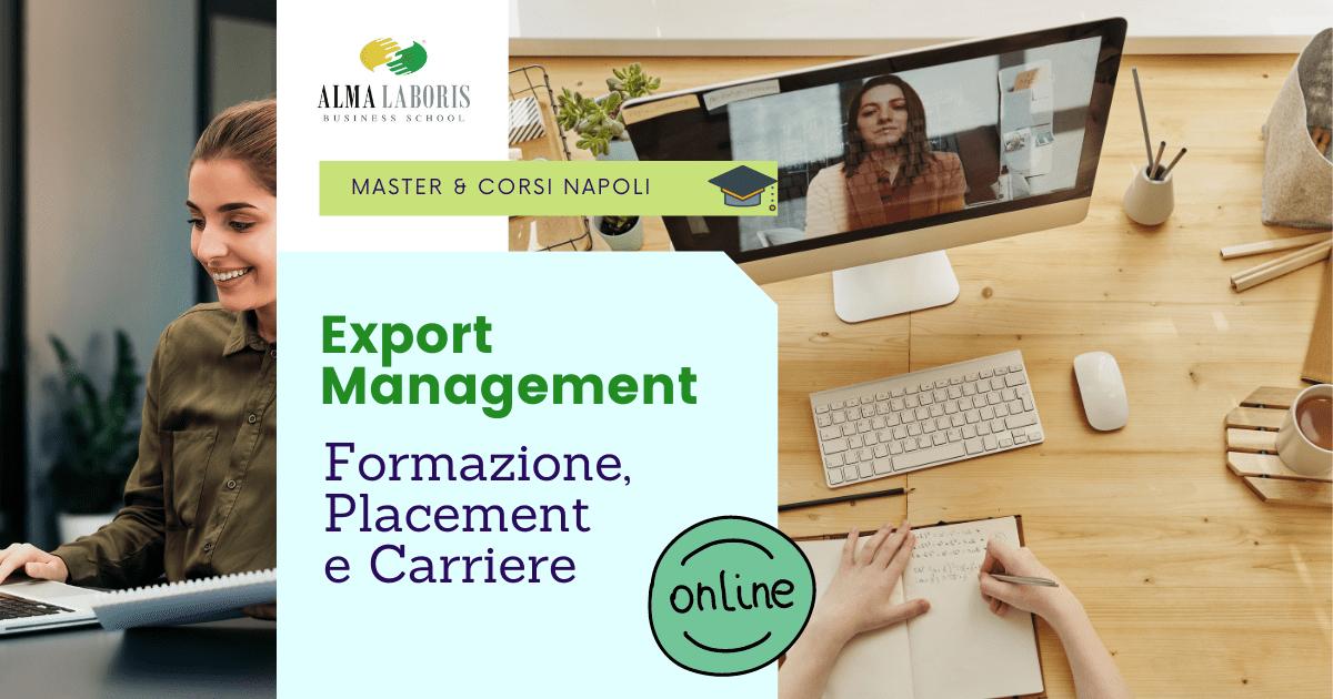 Corso Export Management Online