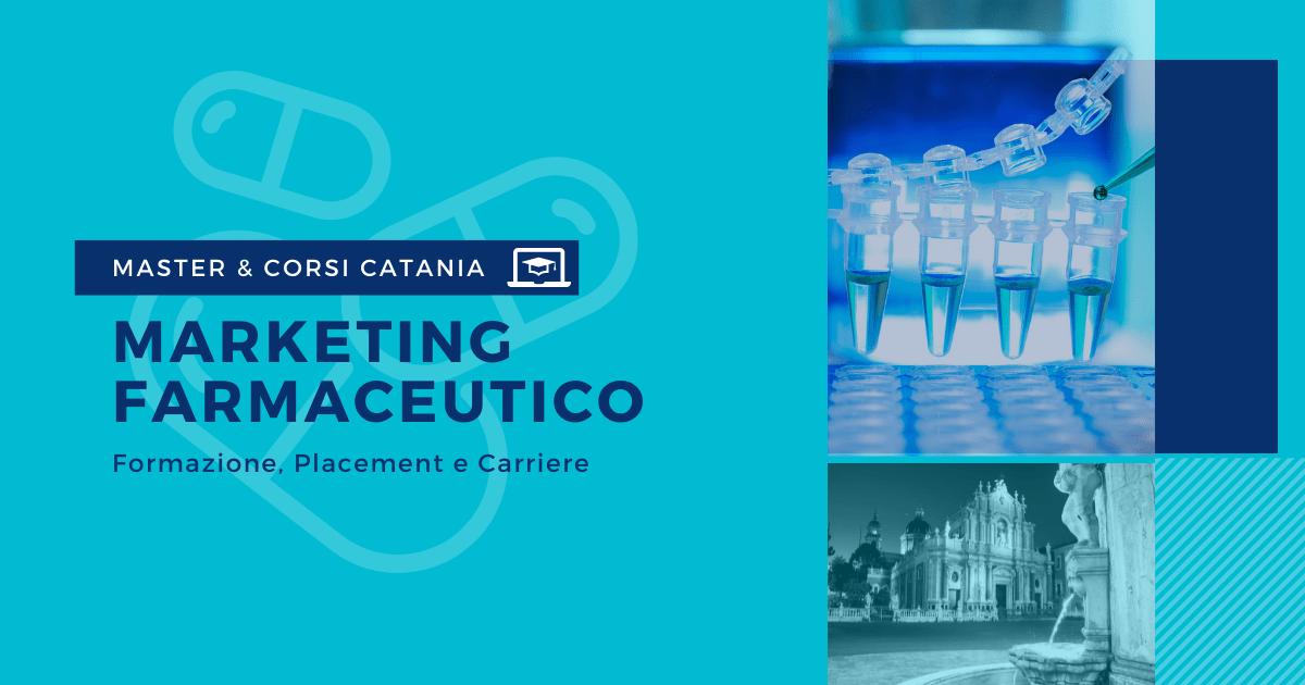 Master Marketing farmaceutico Catania