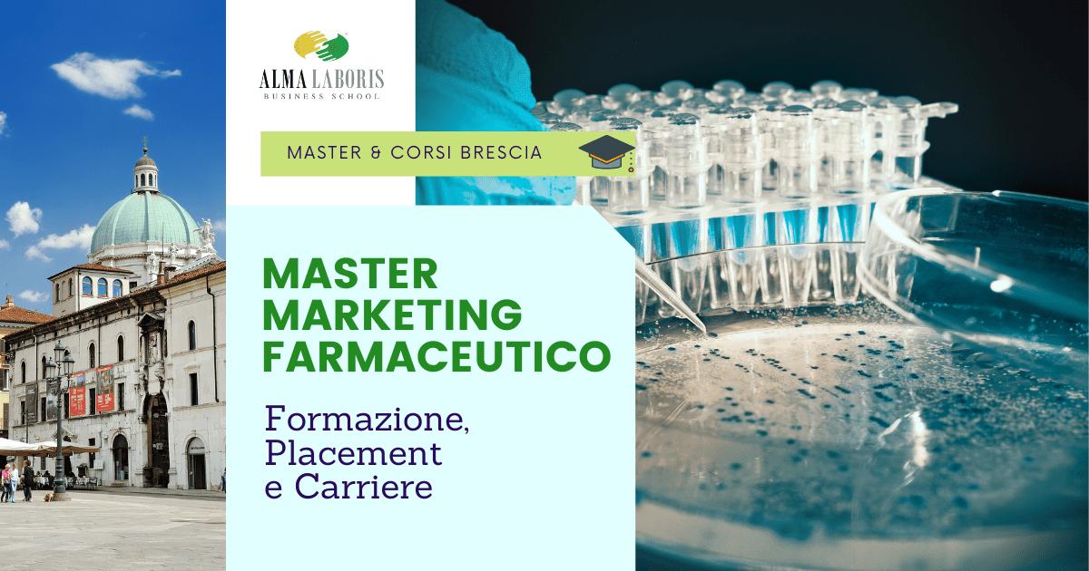 Master Marketing farmaceutico Brescia