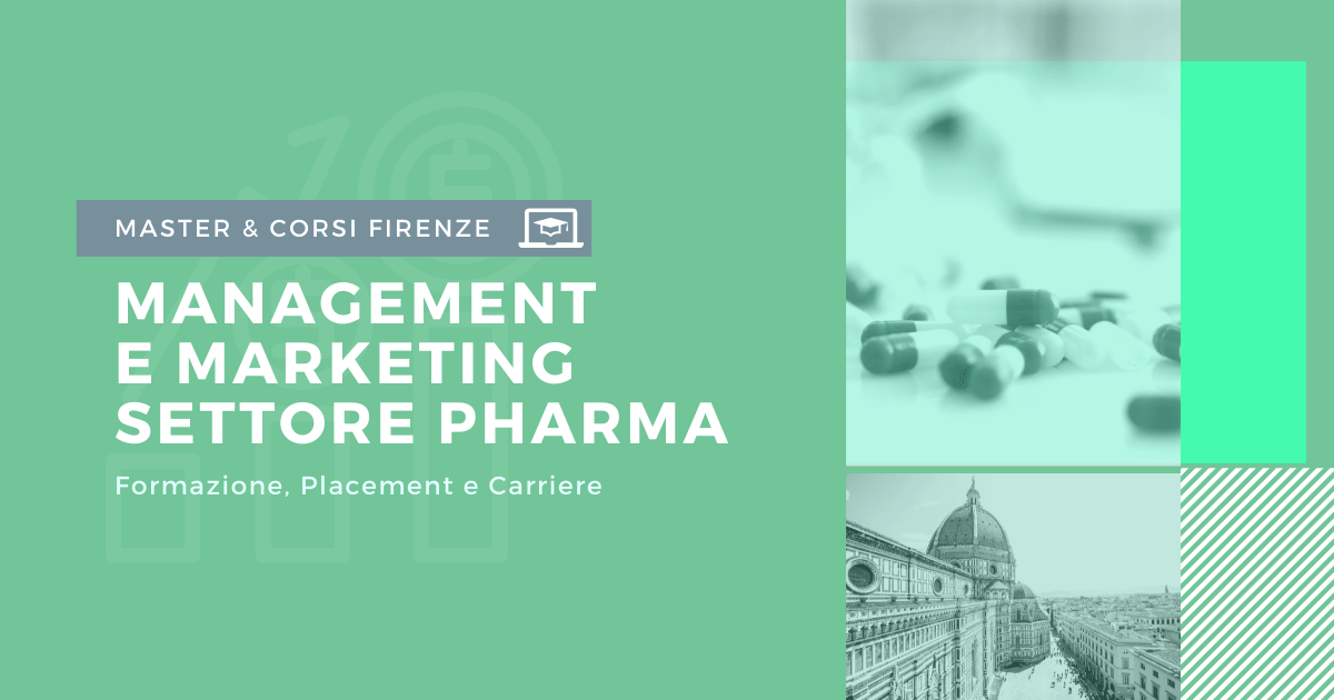 Master Marketing farmaceutico Firenze