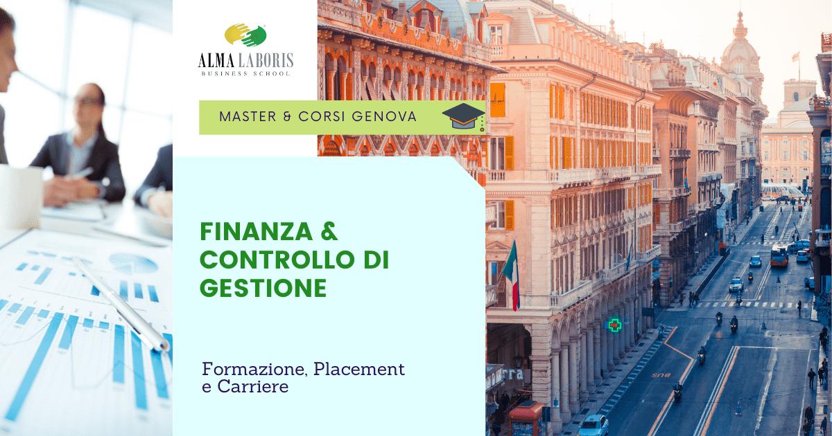 Master in Finanza Genova