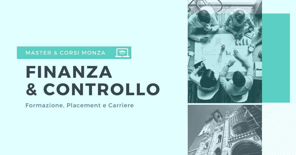 Master in Finanza Monza