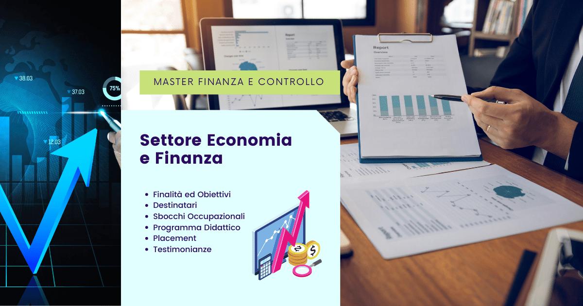 Master Economia e Finanza