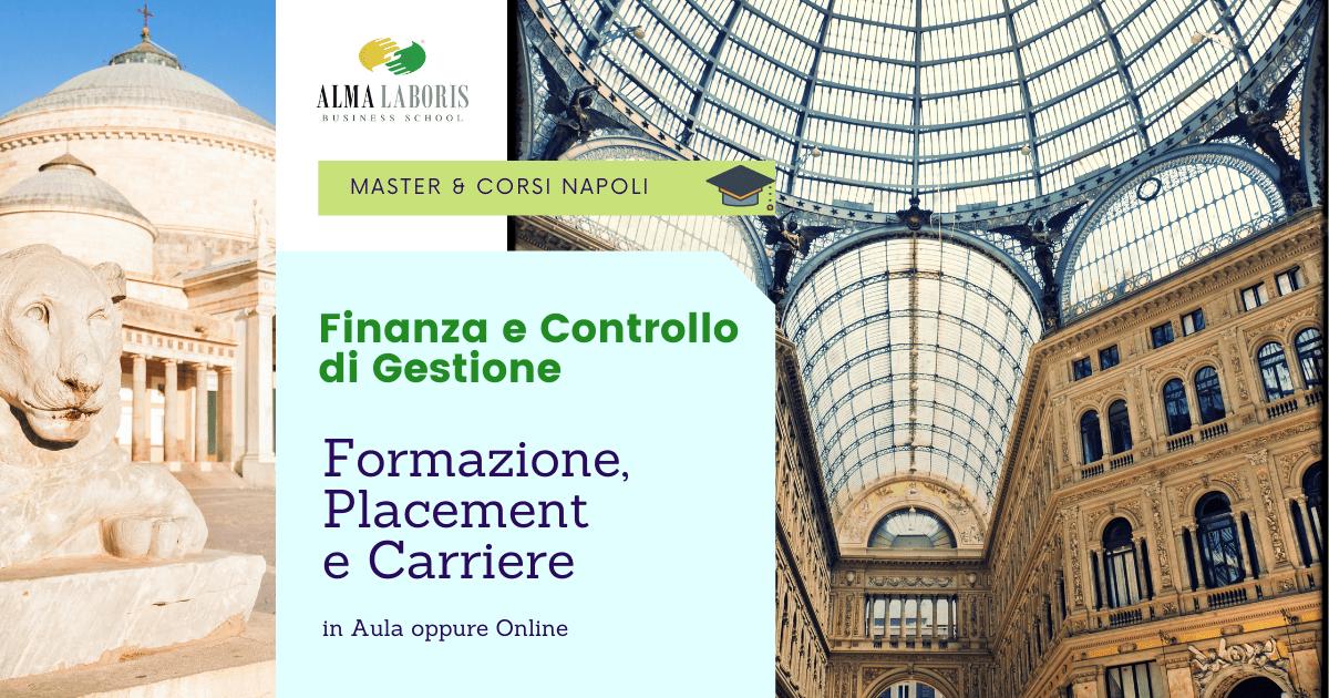 Master Finanza e Controllo di Gestione Napoli