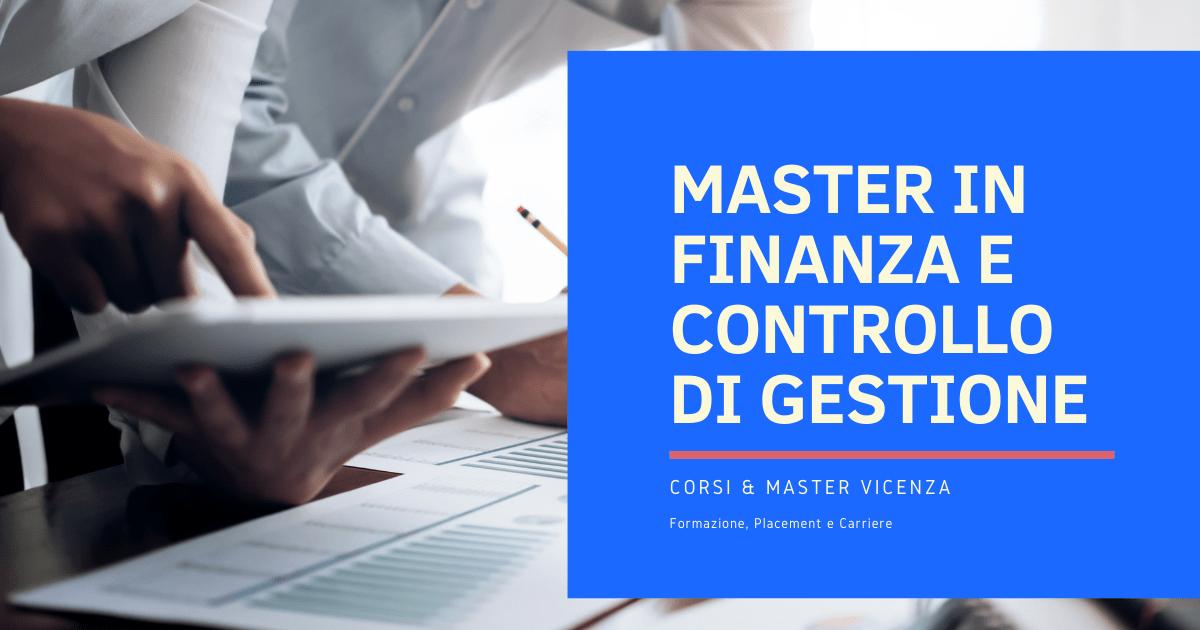 Master in Finanza Vicenza