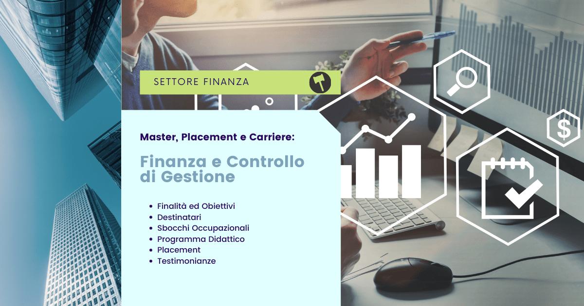 Master Finanza Online