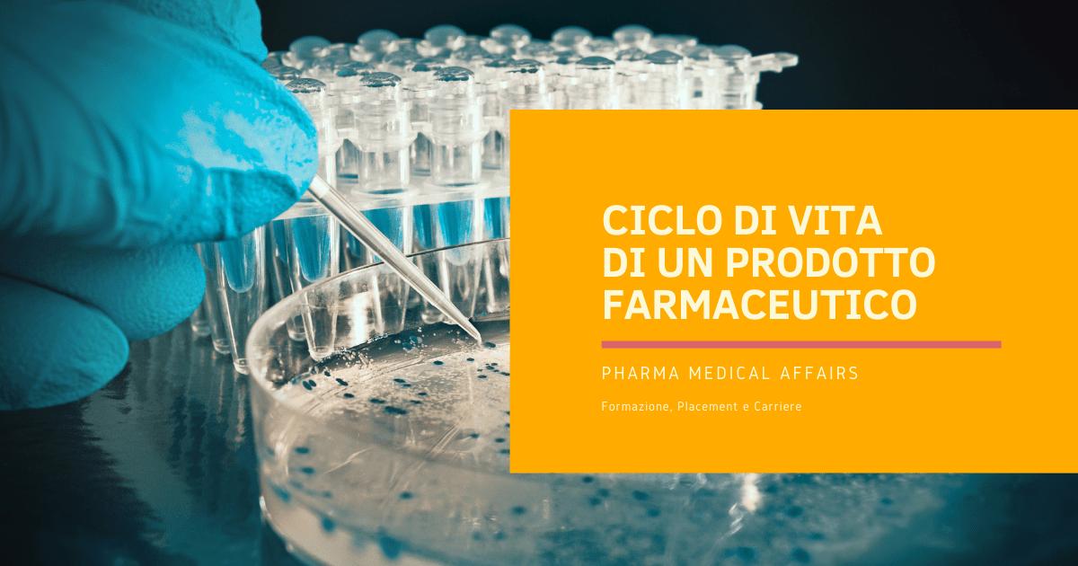 Ciclo di vita di un prodotto farmaceutico