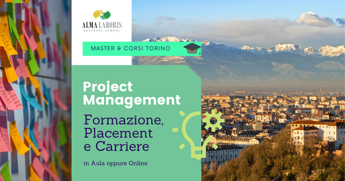 Corso Project Management Torino