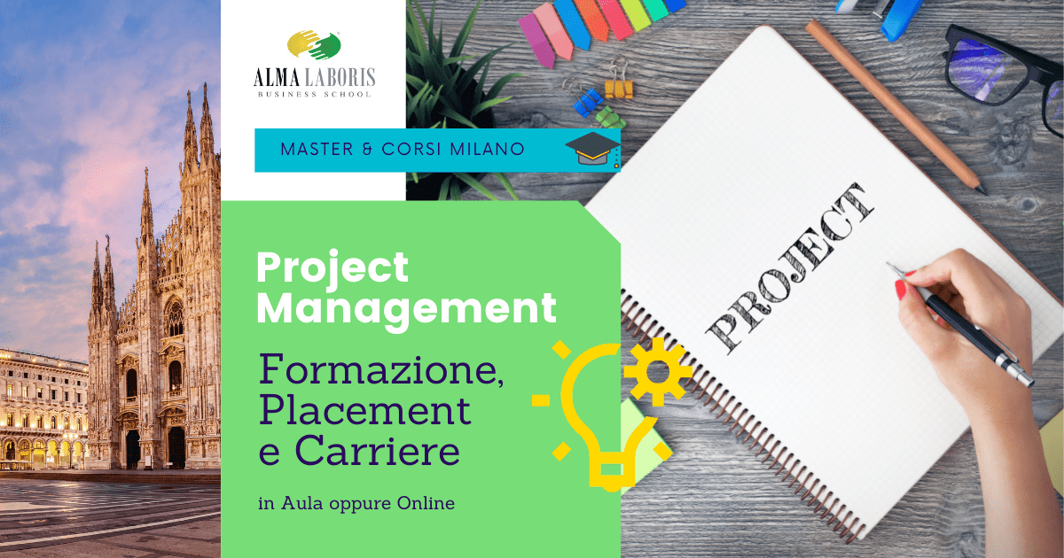 Master Project Management Milano