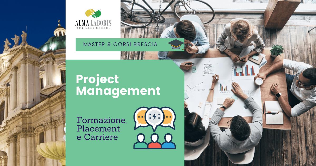 Master Project Management Brescia