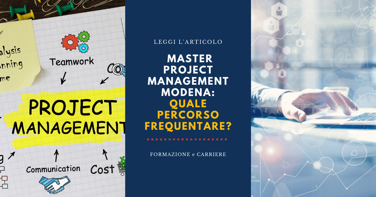 Master Project Management Modena