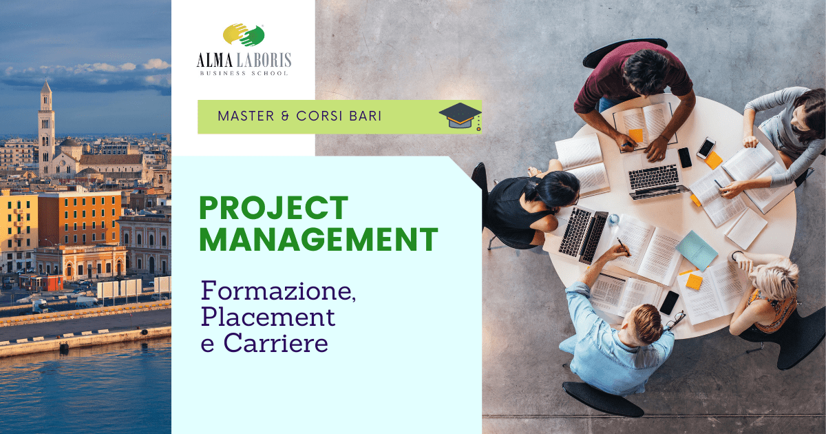 Master Project Management Bari