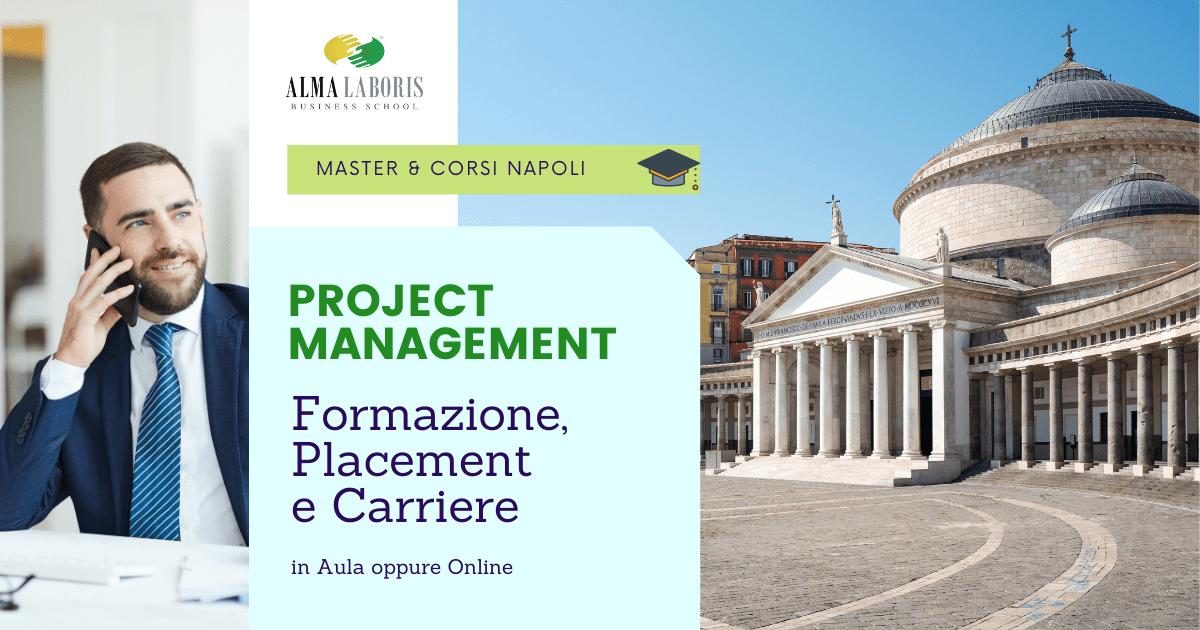 Master Project Management Napoli