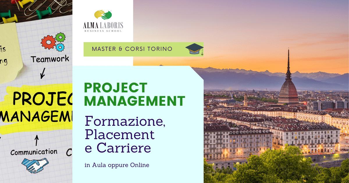 Master Project Management Torino
