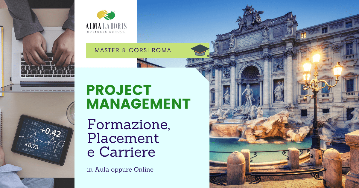 Corso Project Management Roma